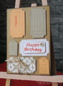 Geburtstagskarte für Männer III