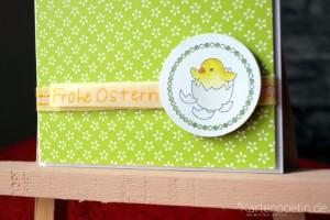Osterkarte Frühling I