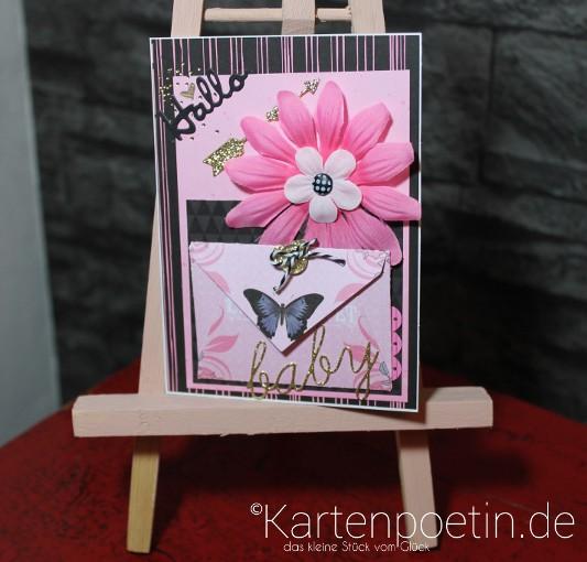 Willkommen kleiner Schatz - Welcome little girl
