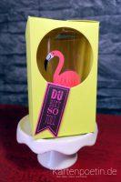 Flamingo Geschenk