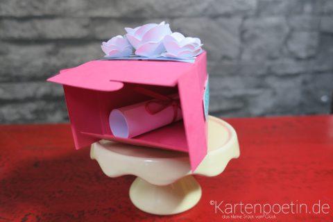 Stampinup Tortenstück pink I