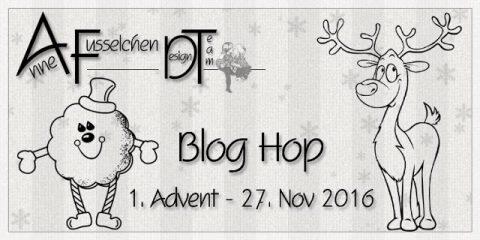 BlogHop Anne Fusselchen November 2016
