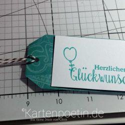 Happy Birthday Tag - Gastdesign bei Anne Fusselchen