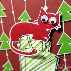 Weihnachtskarte - Designteam-Beitrag Anne Fusselchen
