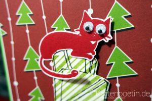 Weihnachtskarte – Designteam-Beitrag Anne Fusselchen