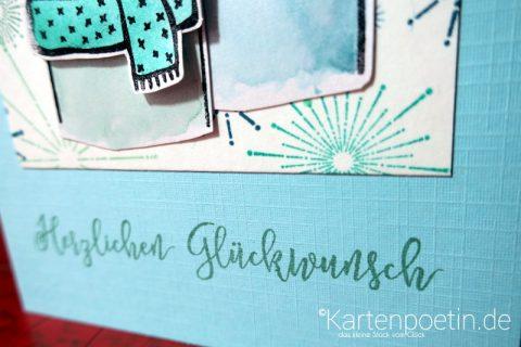 Geburtstagskarte Männerkarte